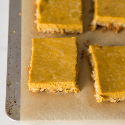 Butternut Breakfast Bars